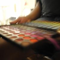 Kimberly Steward's magic shadow palette