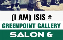 (i am) isis @ Greenpoint Gallery Salon + Art Show