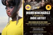 Women In Charg3 Female Indie Artist Awards