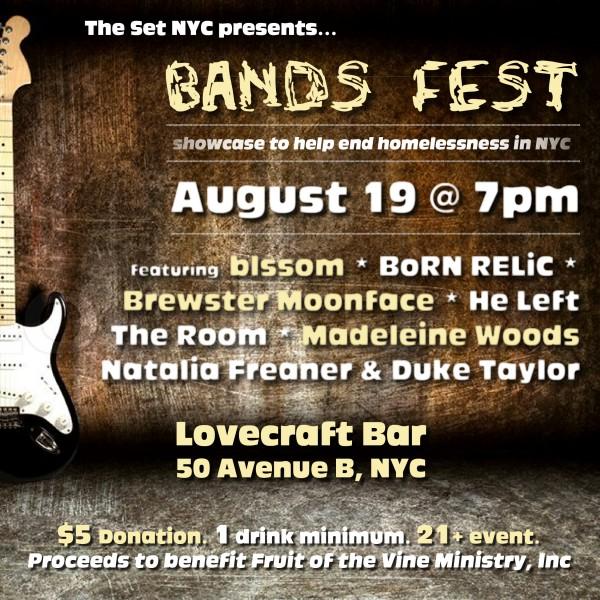 Bands Fest X BoRN RELiC